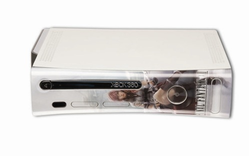 X10 Updates on Final Fantasy XIII bundle, also faceplate screenshot