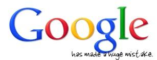 GoogleMistakeLogo