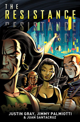 The Resistance - Cover