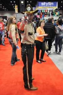 #2 - While I do have gripes about The Walking Dead this is an amazing Rick