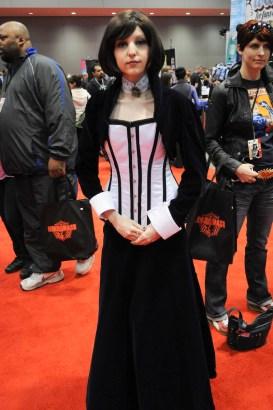 #5 - A spot on Elizabeth from Bioshock Infinite
