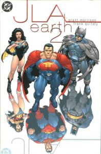 JLA Earth 2 Cover