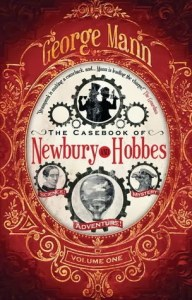 The Casebook of Newbury and Hobbes cover