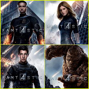 Fantastic Four Action Scenes
