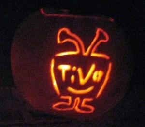 tivo pumpkin
