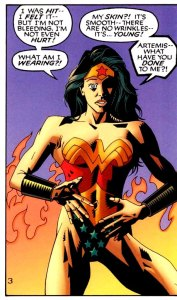 Whom Gods Destroy - Lois Wonder Woman
