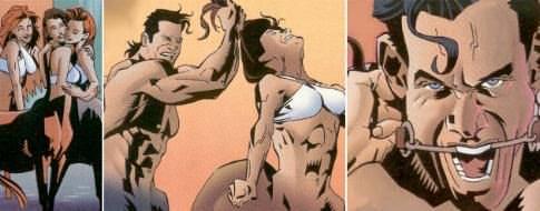 Whom Gods Destroy - Superman Centaur