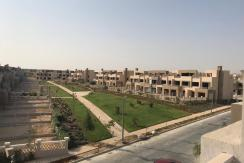 Golf Extention Palm Hills-Town House For Sale in Palm Hills October Golf Extention-8Gates Real Estate Egypt (2)