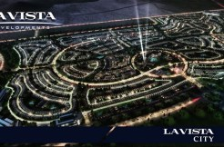 LA VISTA CITY - LA VISTA LOCATION-LA VISTA MAP - LA VISTA MEGA PROJECTS -Town House in LA VISTA CITY New Cairo - LA VISTA CITY Golden Square - Twin House in LA VISTA City- Villa in LA VISTA CITY