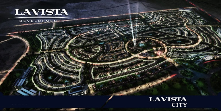 LA VISTA CITY - Town House in LA VISTA CITY New Cairo - LA VISTA CITY Golden Square - Twin House in LA VISTA City- Villa in LA VISTA CITY (1)