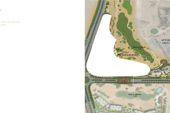 Golf Residence Uptown Cairo Emaar Misr - Up Town Cairo - Emaar Misr Development-Apartments For Sale Golf View - 8 Gates Real Estate Egypt (15)