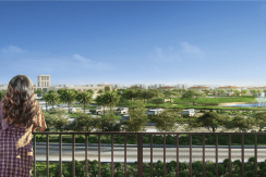 Golf Residence Uptown Cairo Emaar Misr - Up Town Cairo - Emaar Misr Development-Apartments For Sale Golf View - 8 Gates Real Estate Egypt (7)