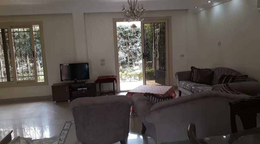 Town House For Rent in First Heights Compound -Town House For Rent in 6 October-Town House For Rent in Compound 6 October- For Rent 8 Gates Real Estate Egypt