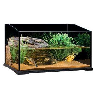 Аквариум для водной черепахи