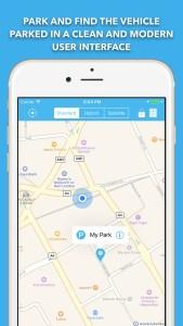 ParkManager - park and find car & location finder