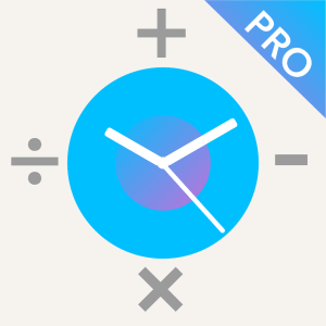 Time Calc - Time Calculator hours minutes seconds