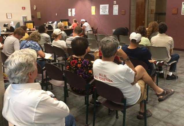 DMV training 93 new employees in effort to cut wait times