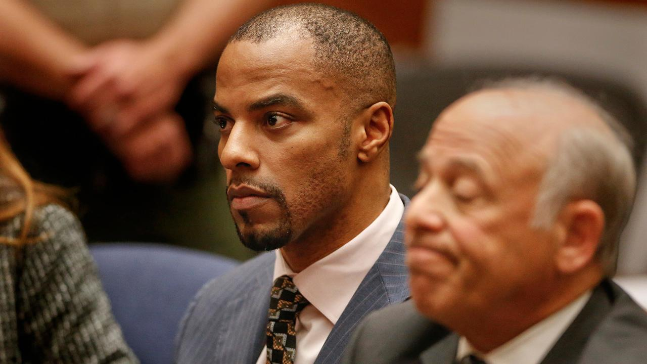Report- Darren Sharper likely to face 15-20 years in prison under new plea deal_75293707-159532