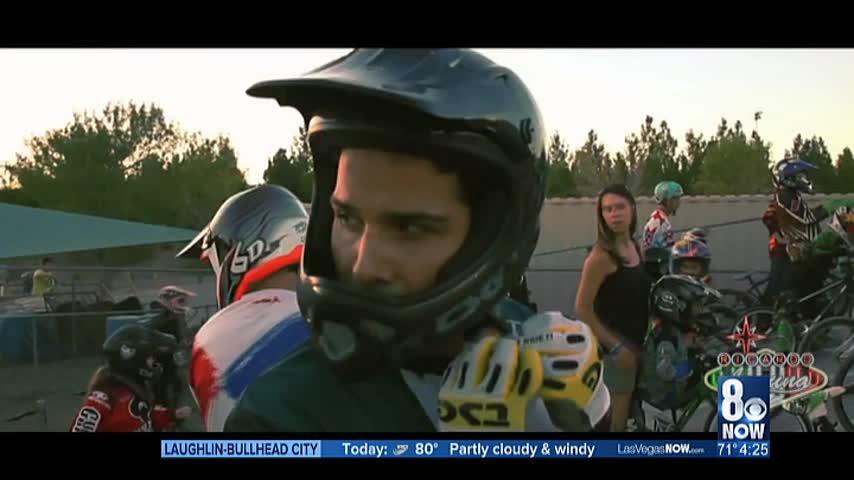 LVN sits down with BMX star Ricardo Laguna