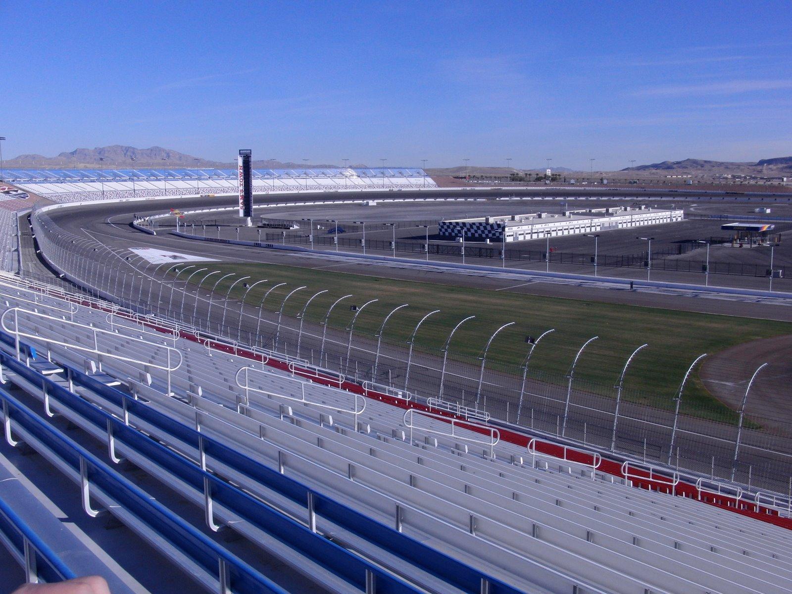 Pd Body Found At Las Vegas Motor Speedway