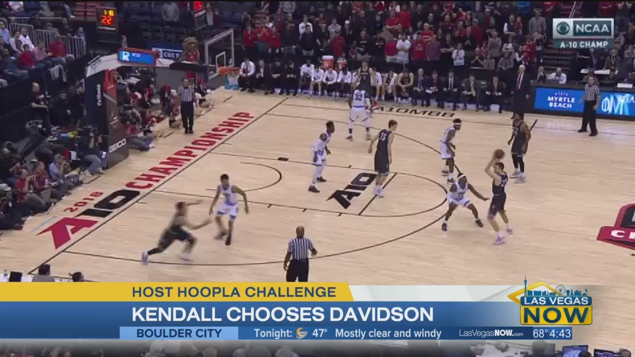 Kendall and Lindsey make an NCAA pick