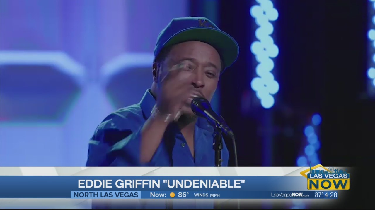Eddie Griffin starts his residency at the SLS