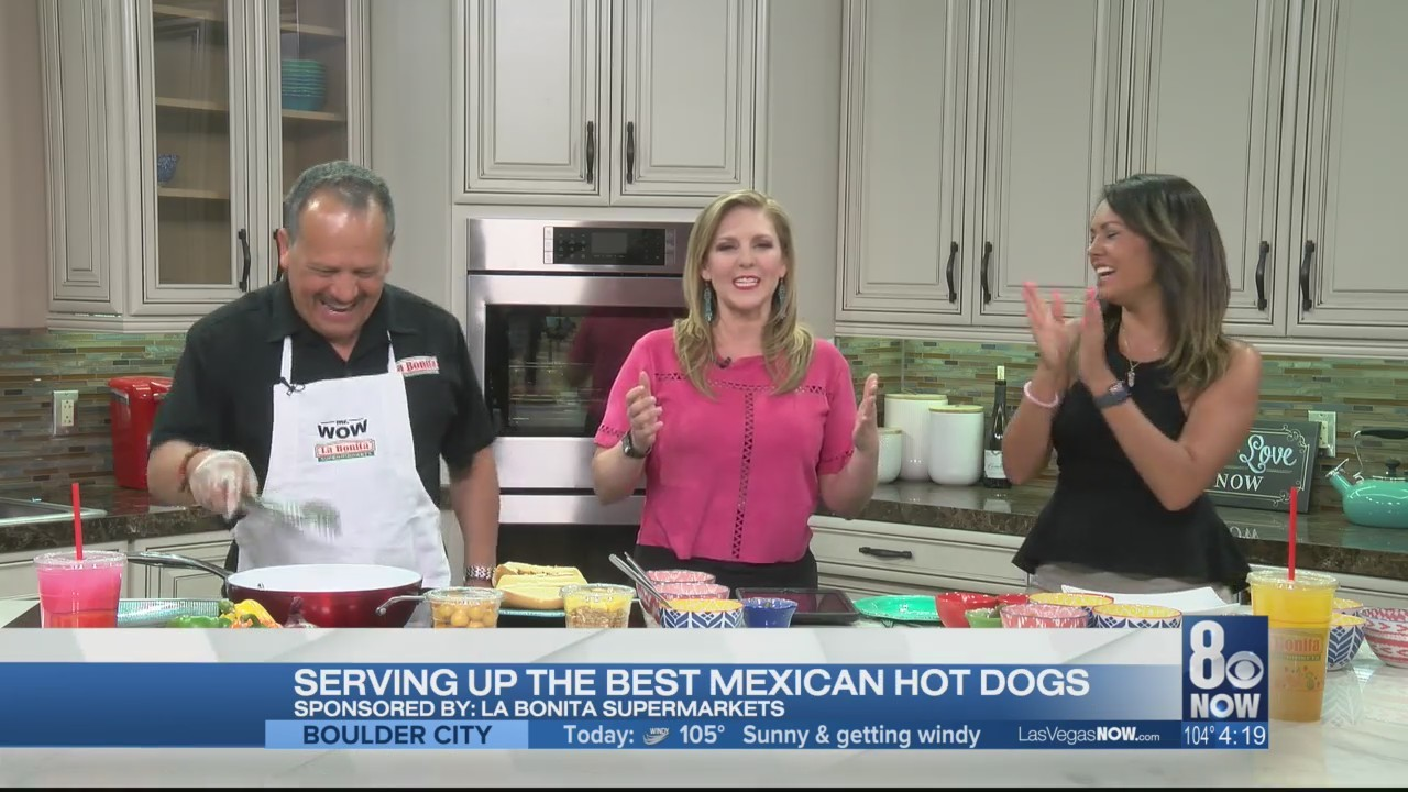 Serving up the best Mexican hot dogs