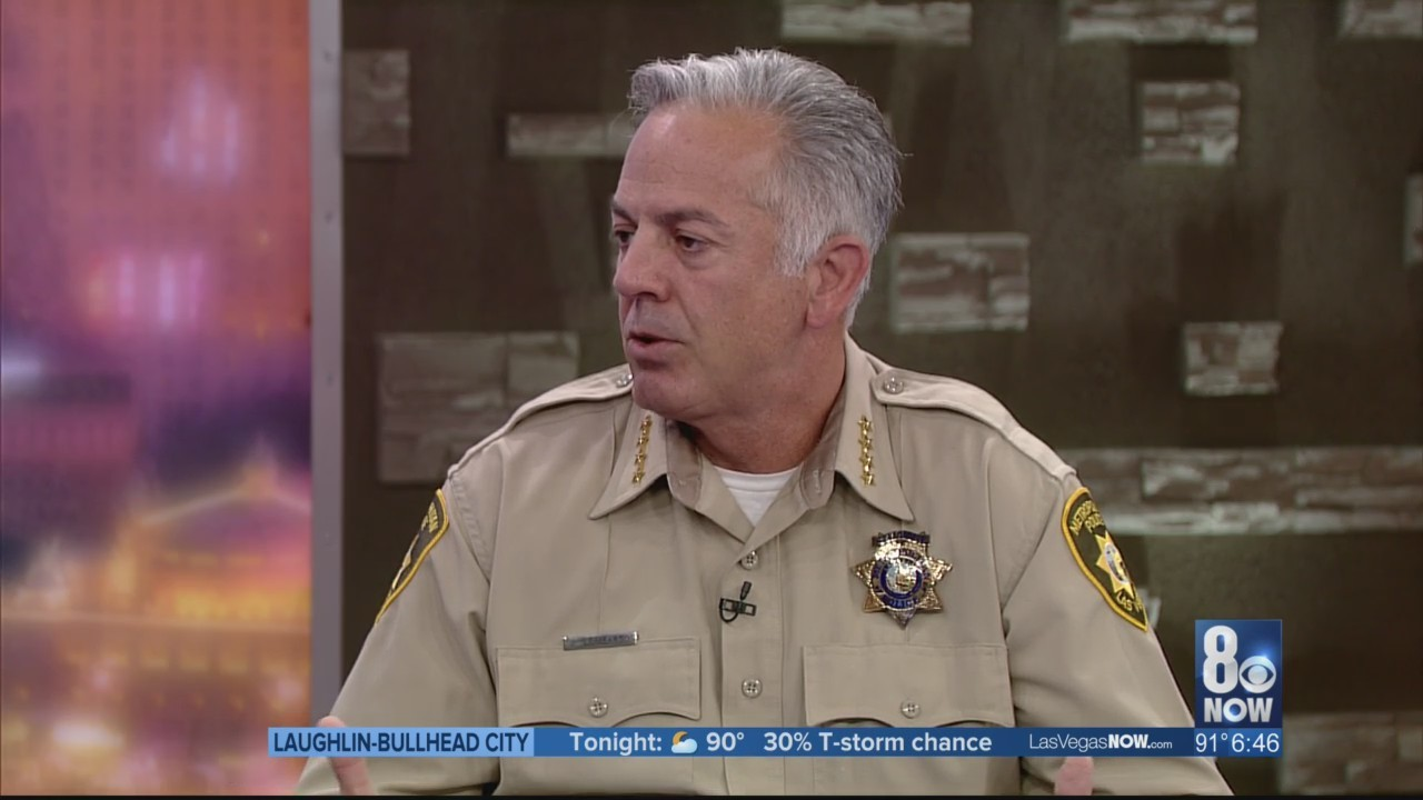 John interviews sheriff Joe Lombardo