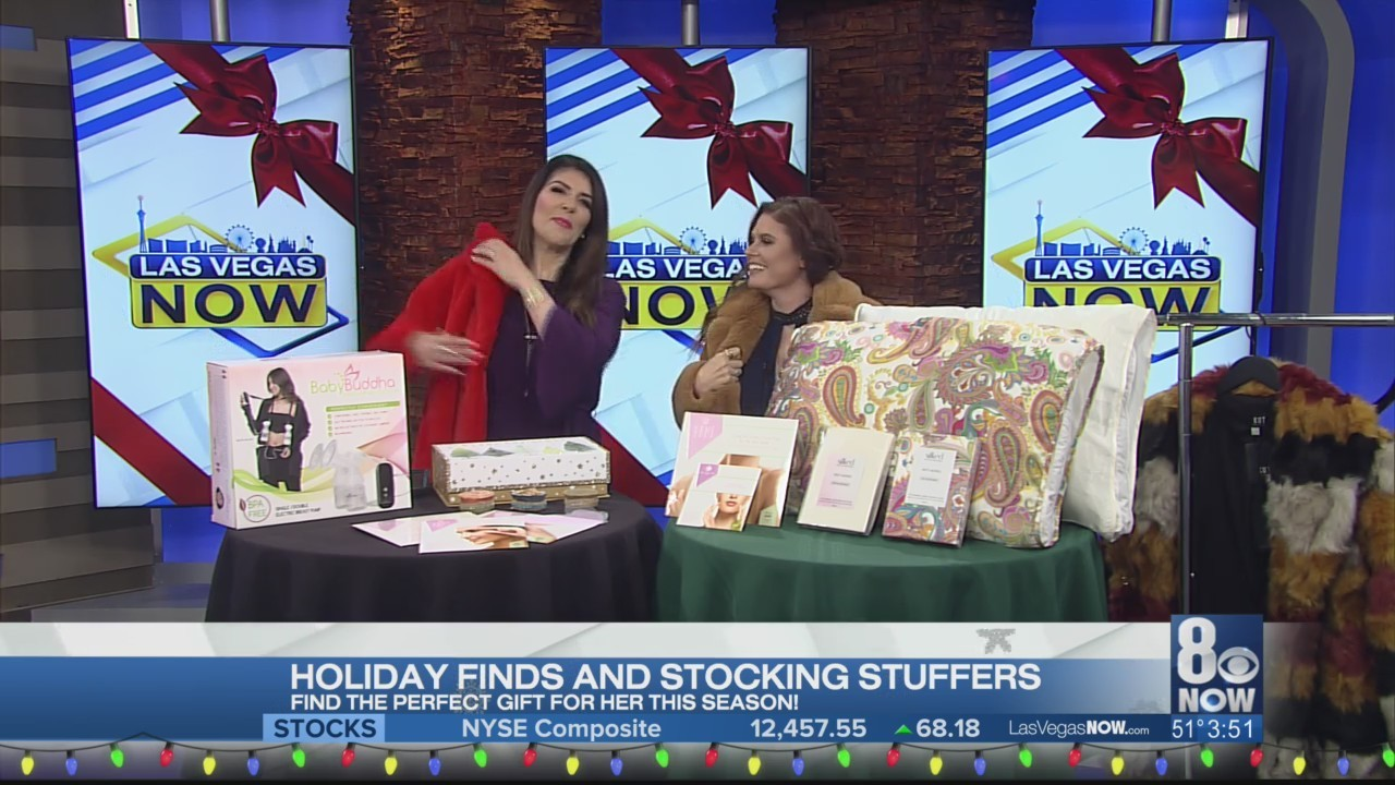 Holiday finds and stocking stuffers with stylist Ali Levine