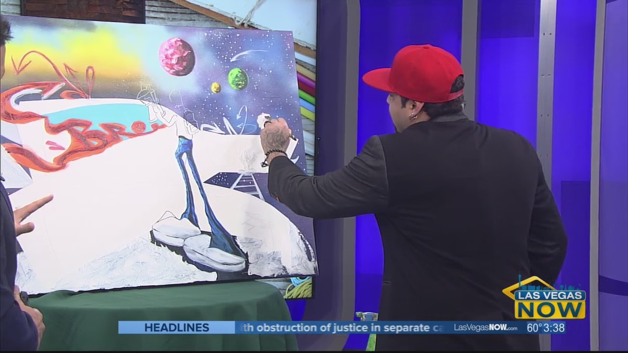 Pete Castro is an urban artist on the rise