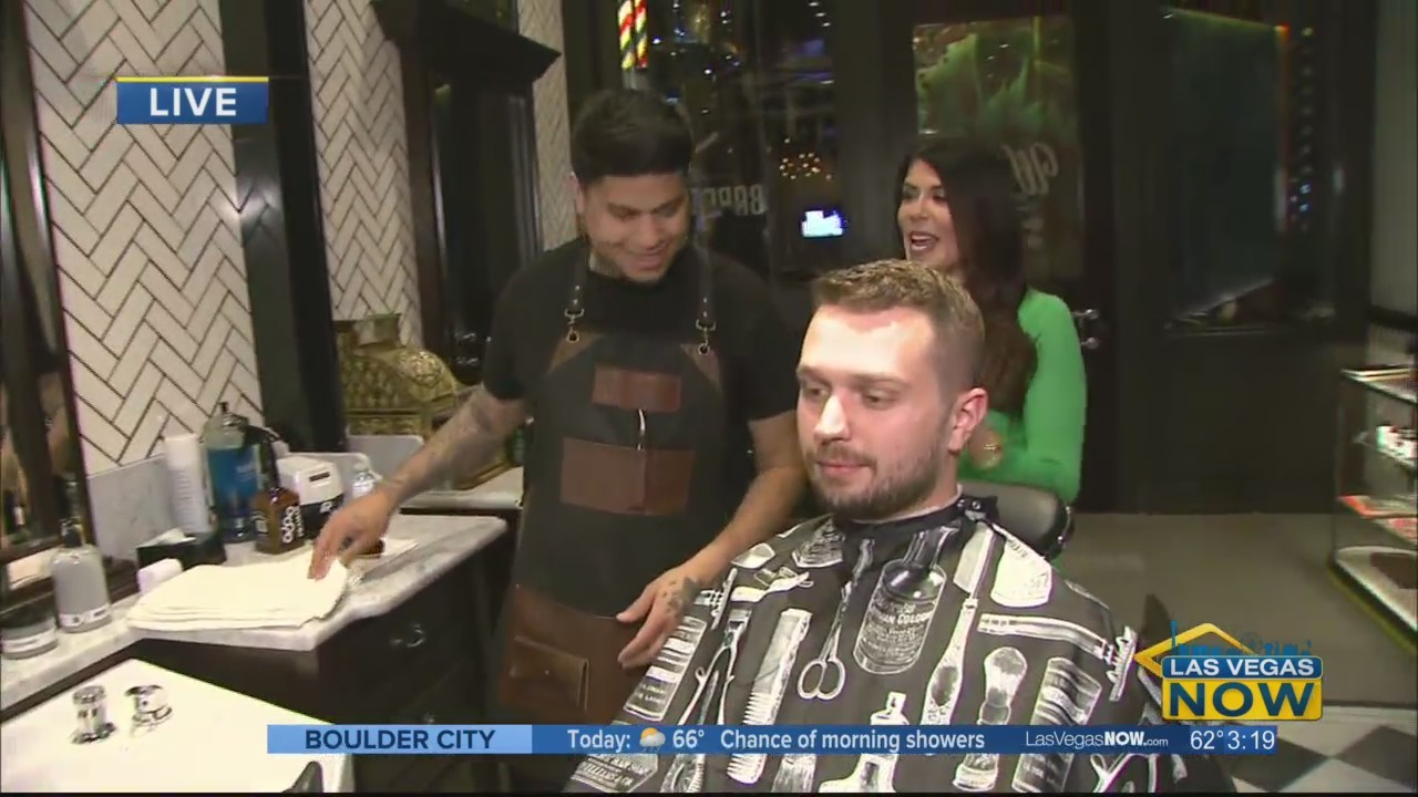 Cuts and Cocktails is a fun, boozy barbershop
