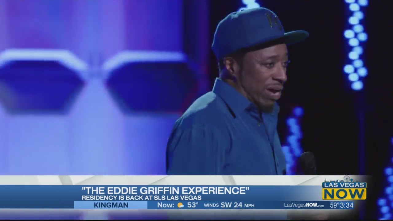The Eddie Griffin Experience is back at the SLS
