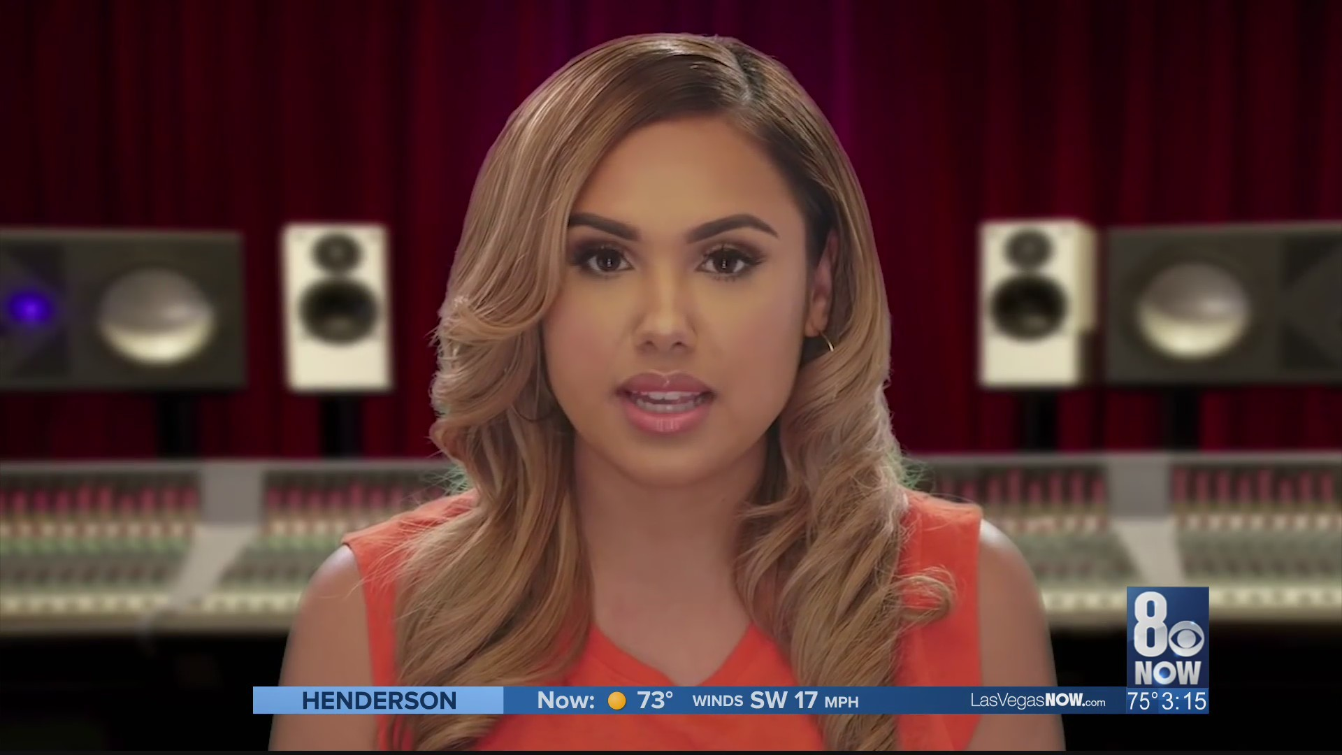 Growing Up Hip-Hop star Kristinia DeBarge stops by LVN