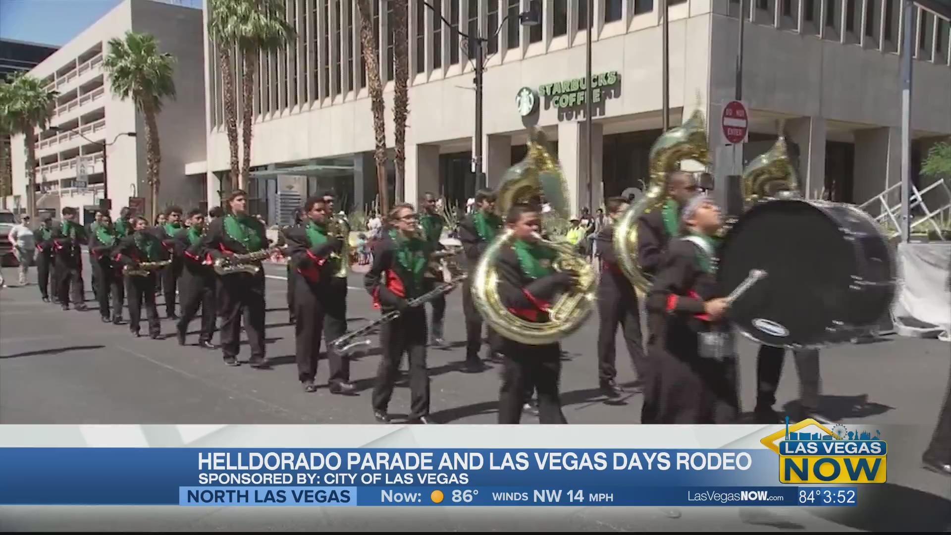 Helldorado Parade and Las Vegas Rodeo Days Rodeo are back