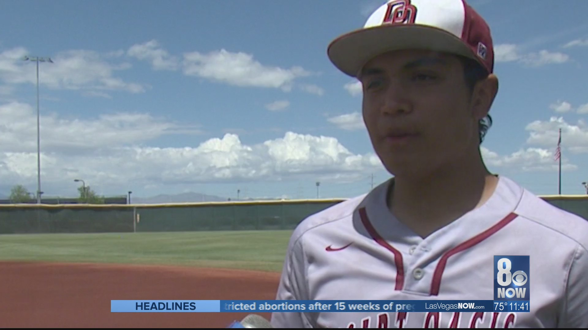Hometown Hits looks at a local baseball player
