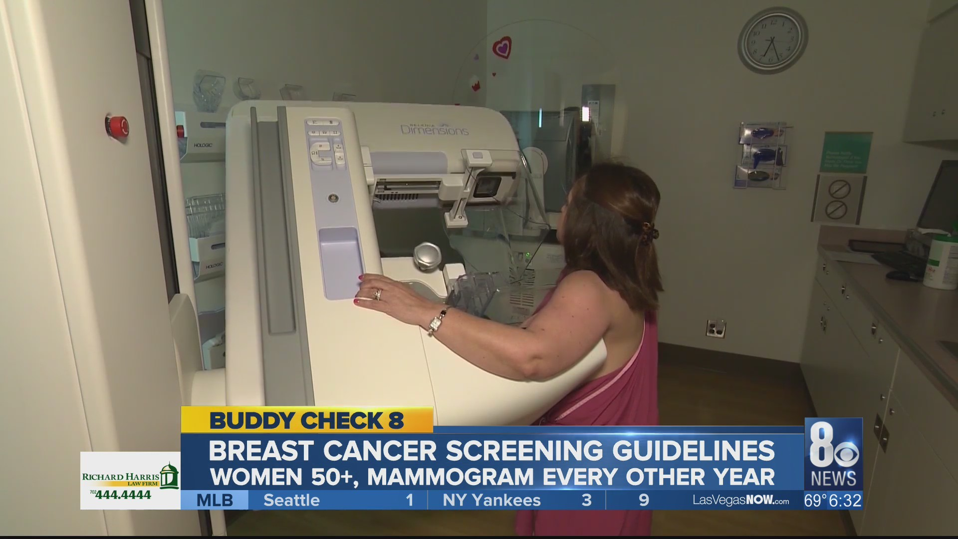 The debate continues over breast cancer screening guidelines