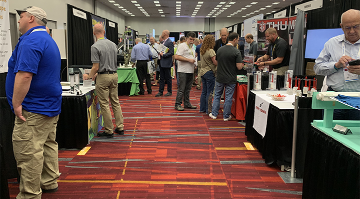 WEB EXTRA: National Hardware Show sets up shop in Vegas