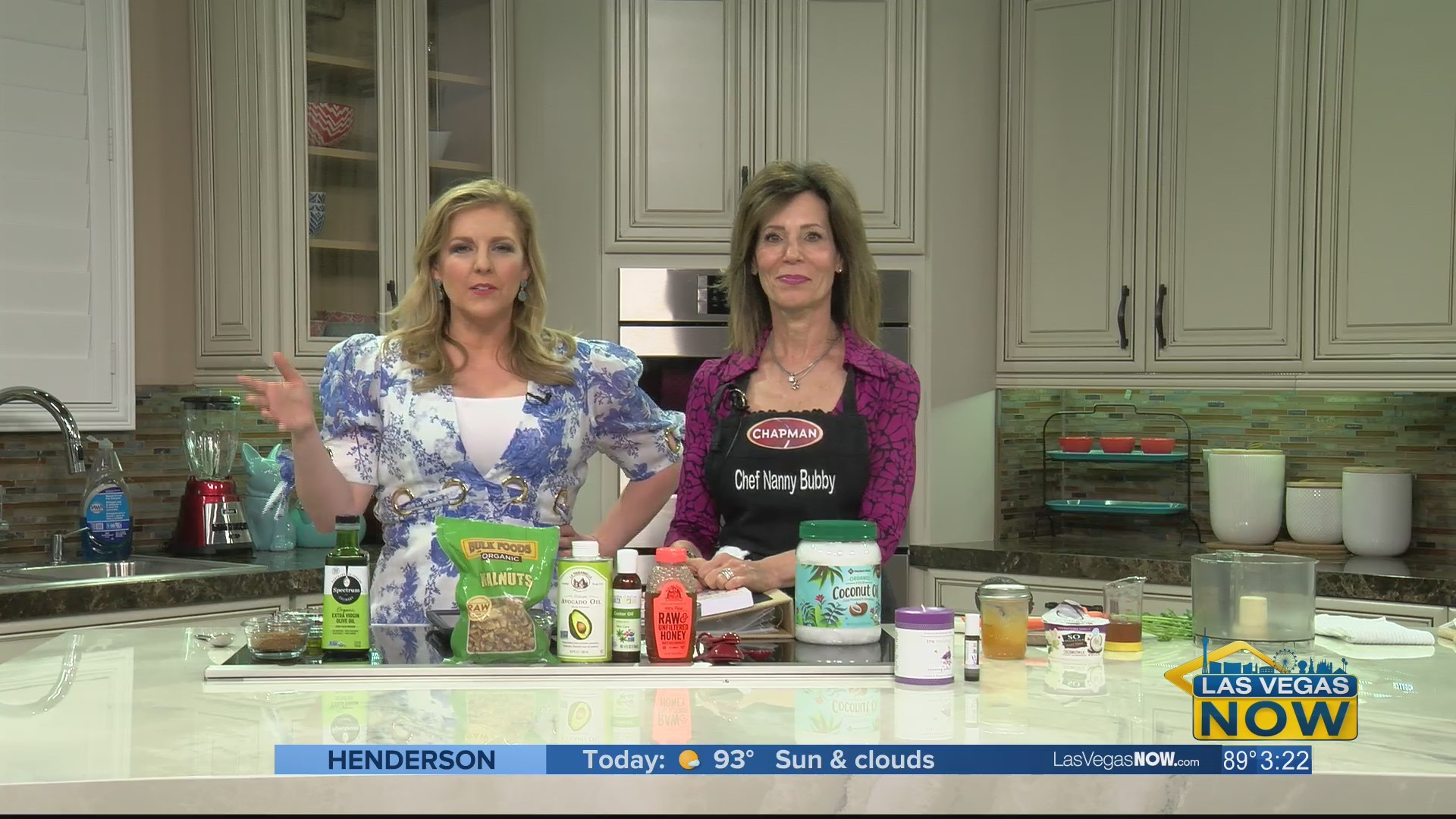 Beauty foods with Chef Nanny Bubby