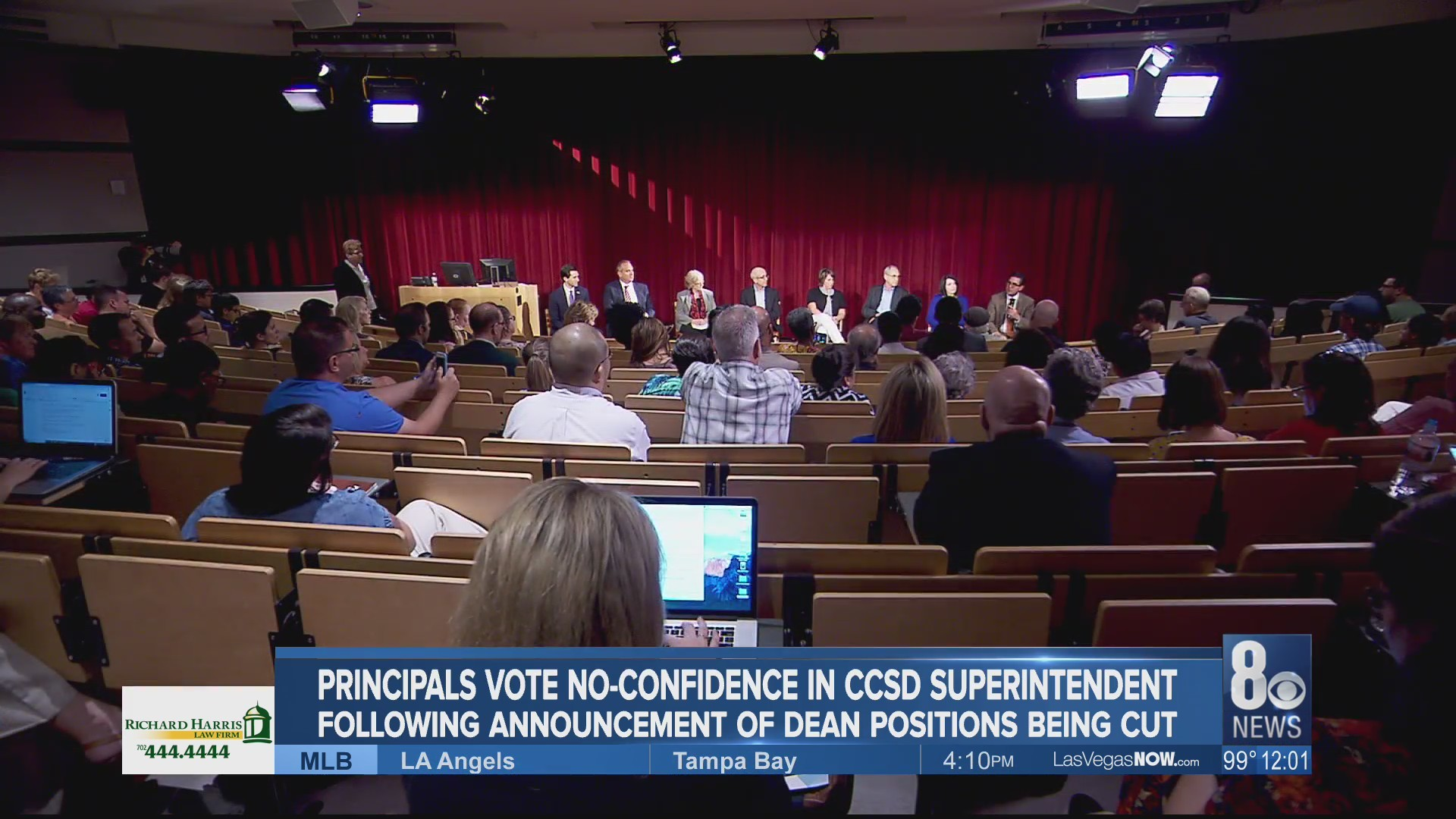"""Fallout continues over CCSD Superintendent's announced dean position cuts; administrator union votes """"no-confidence"""" for first time in history"""
