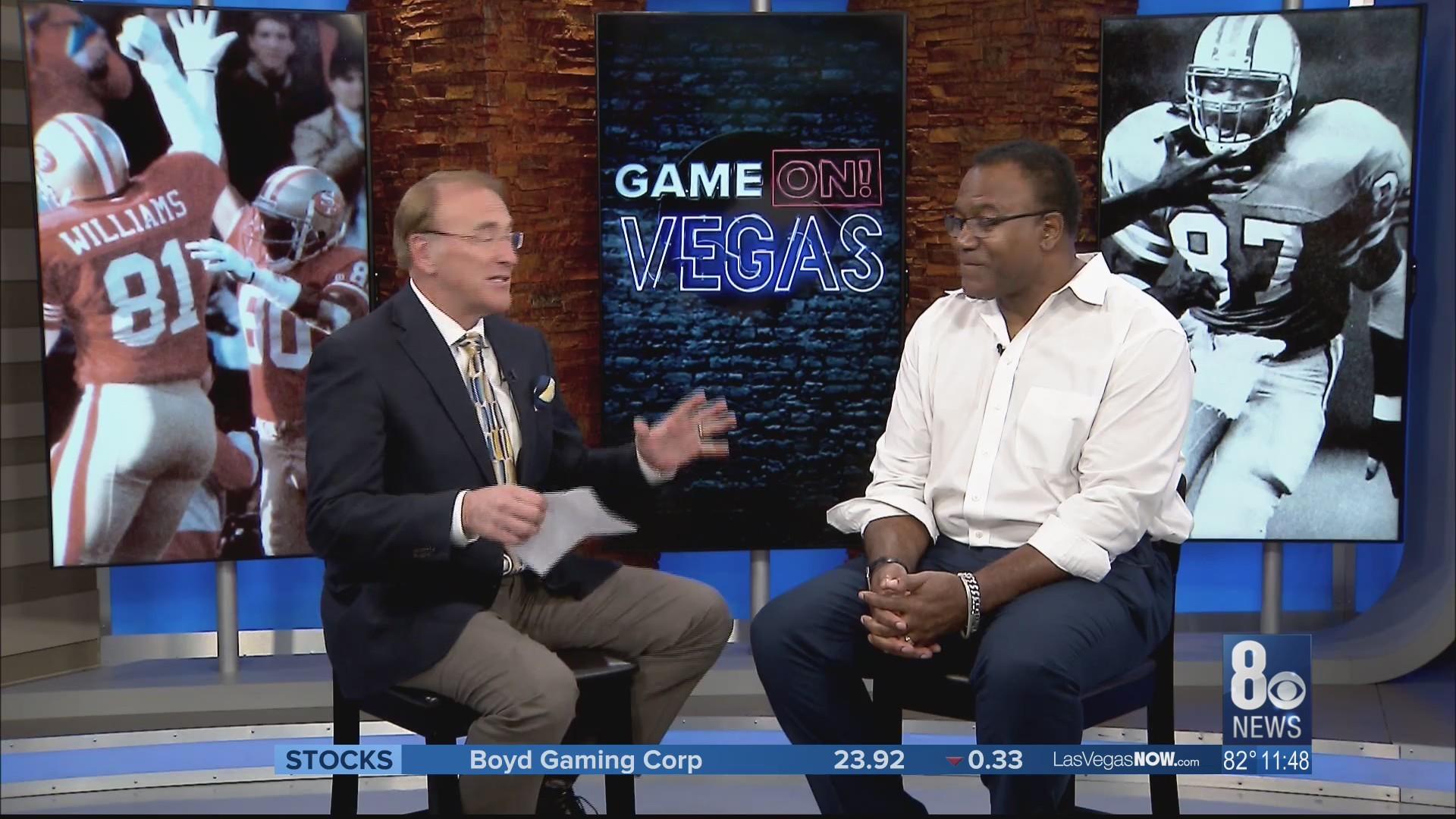 NFL veteran Jamie Williams talks NFL football