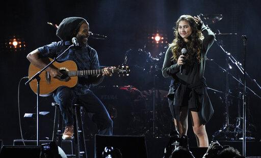 Toni Cornell, Ziggy Marley