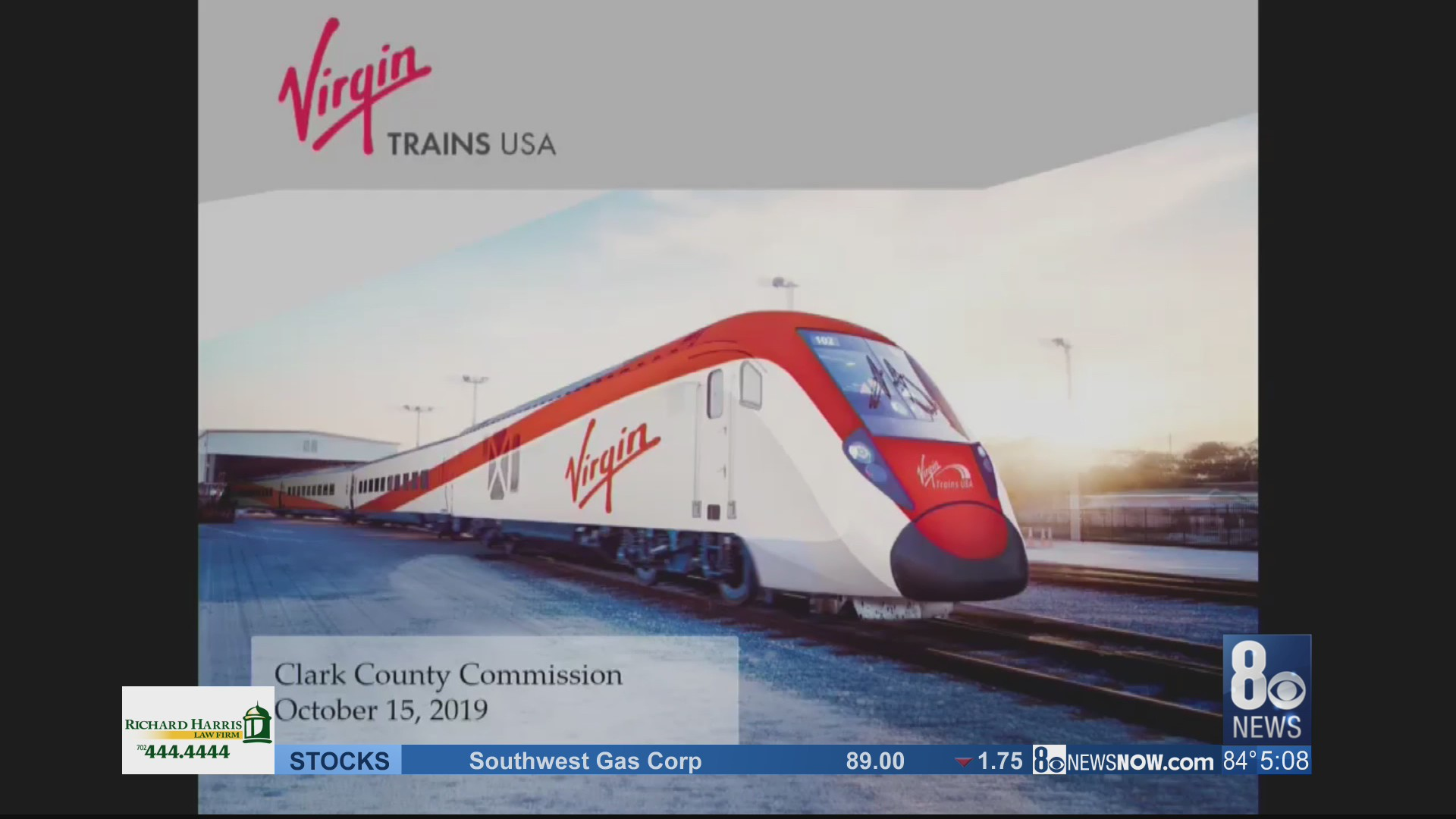 Virgin Train USA