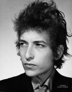 bob dylan on a great hair day