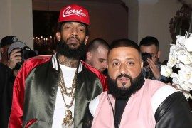 "Dj Khaled ""Higher"" Video Ft. Nipsey Hussle & John Legend"