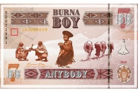 Burna Boy Shares New Single 'Anybody' – Listen