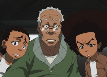 The Boondocks release