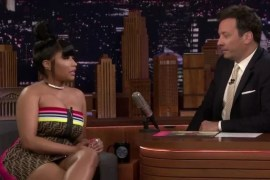 Nicki Minaj Confirms New Album On Jimmy Fallon
