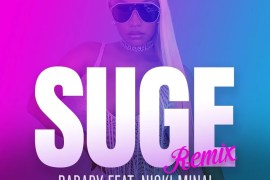 Nicki Minaj Shares New Song 'SUGE (Remix)' Ft. Dababy