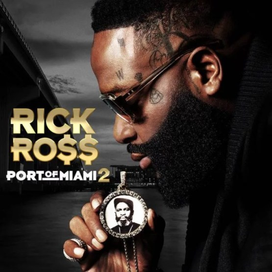 rick ross port of miami cover
