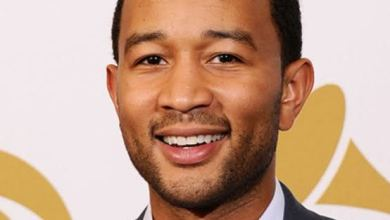 Photo of John Legend Has Being Named The 'Sexiest Man Alive' By 'People' Magazine